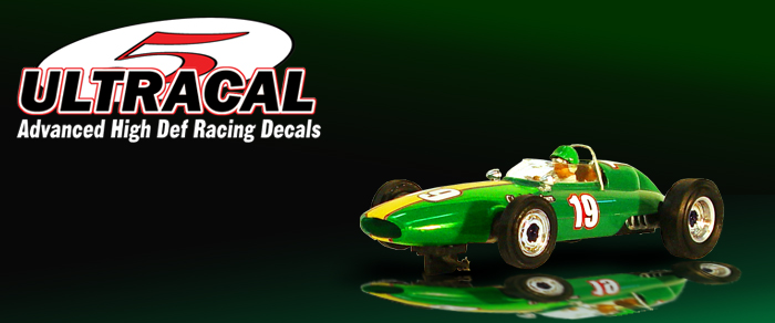 1:43 Scale Decals