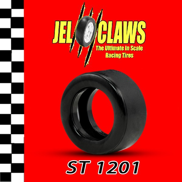ST 1201 Jel Claws Tires for Carrera Nascar Car of Tomorrow 1