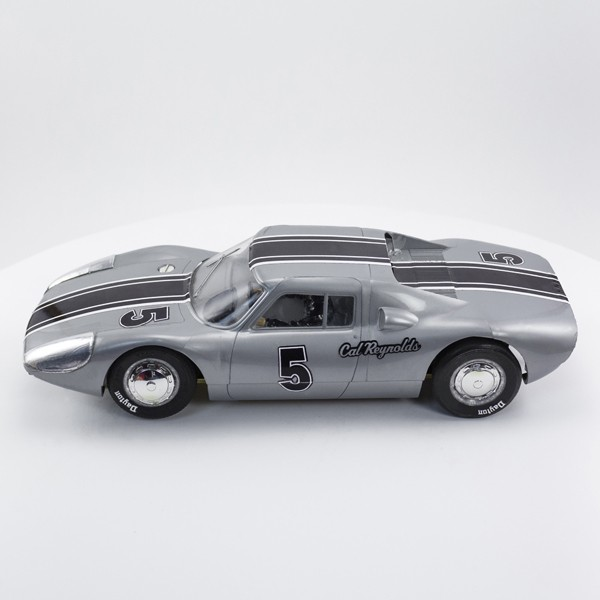 Stock Number: 16133 Grey Porsche 904 by Revell