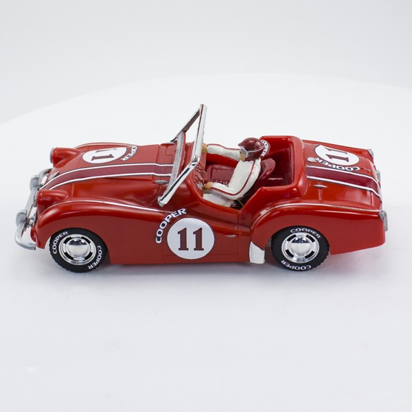 Stock Number: 16135 Red TR3 by Linberg