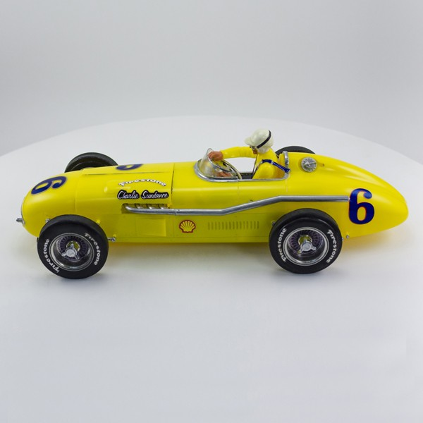 Stock Number: 16140 Yellow Indy 500 by Revell