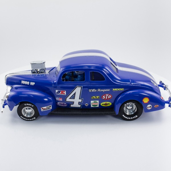Stock Number: 16145 Blue Ford Coupe by Revell