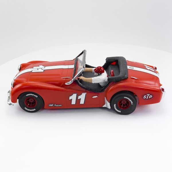 Stock Number: 16148 Red TR3 by Mini Craft