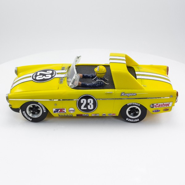 Stock Number: 16158 Yellow Sunbeam Tiger by Revell