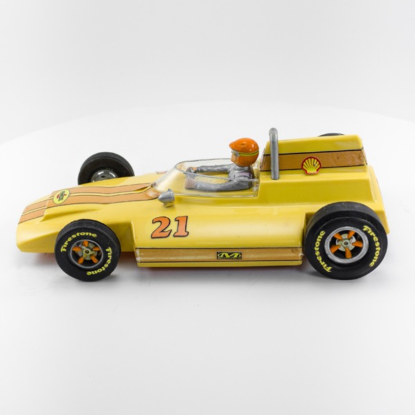 Stock Number: 16164 Yellow Open Wheel by Charger