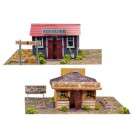 BK 3203 1:32 Scale Garden Houses Building Kit