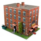 BK 3207 1:32 Scale Hotel Building Kit