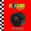 ST 2050 1/64 HO Scale Slot Car Tire for Aurora G Plus Cars, Rear Tires with Smooth Wheels, HO Scale Slick
