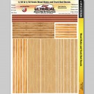 MG 3410  1:24 and 1:32 Scale Ultracal Decals - Wood Stake and Truck Bed Decals