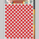 "MG 3810 ""Red Checkerboard Floor"" Photo Real 3D Modeling SkinZ"