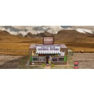 "BK 6418 1:64 Scale ""General Store"" Photo Real Scale Building Kit"
