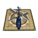 HK2006D Regular RC Helicopter Landing Targets Day-time Fits Align Trex 550, Align Trex 600