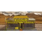 "BK 4801 ""Motorcycle Shop"" Photo Real Scale Building Kit"