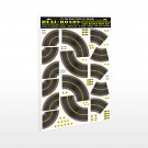 1/64 Scale Model Real Roads STYLE-4 Curves & Turns