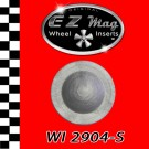 WI 2904-S EZ Mag Wheel Inserts (silver)