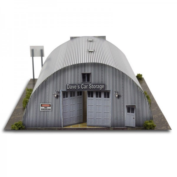 Bk 6400 1 64 Scale Quot Pit Stop Garage Quot Photo Real Scale