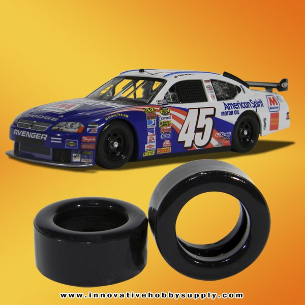 st  jel claws tires  carrera nascar car  tomorrow  scale