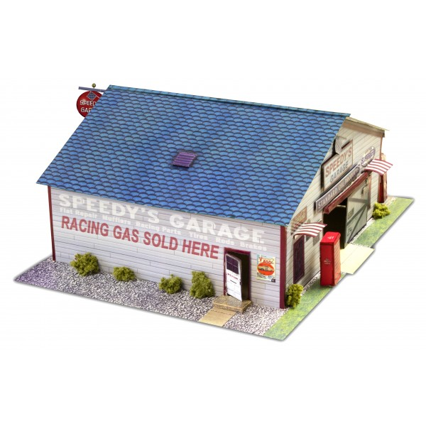 Bk 6422 1 64 Scale Quot Speedy S Garage Quot Photo Real Scale
