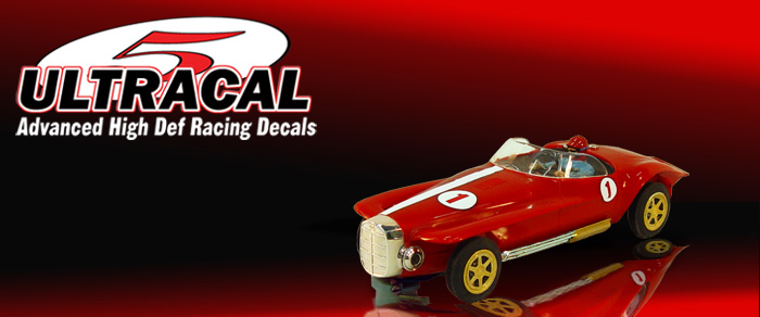 1/24 Scale Decals