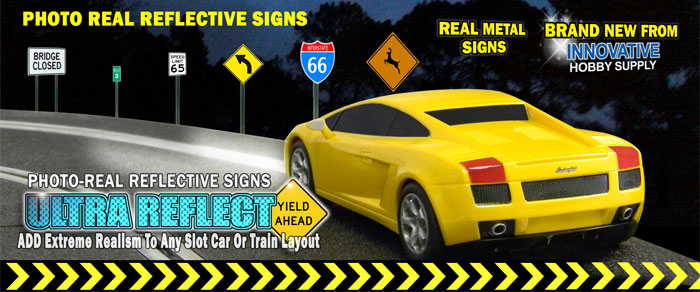 Ultra Reflect Signs
