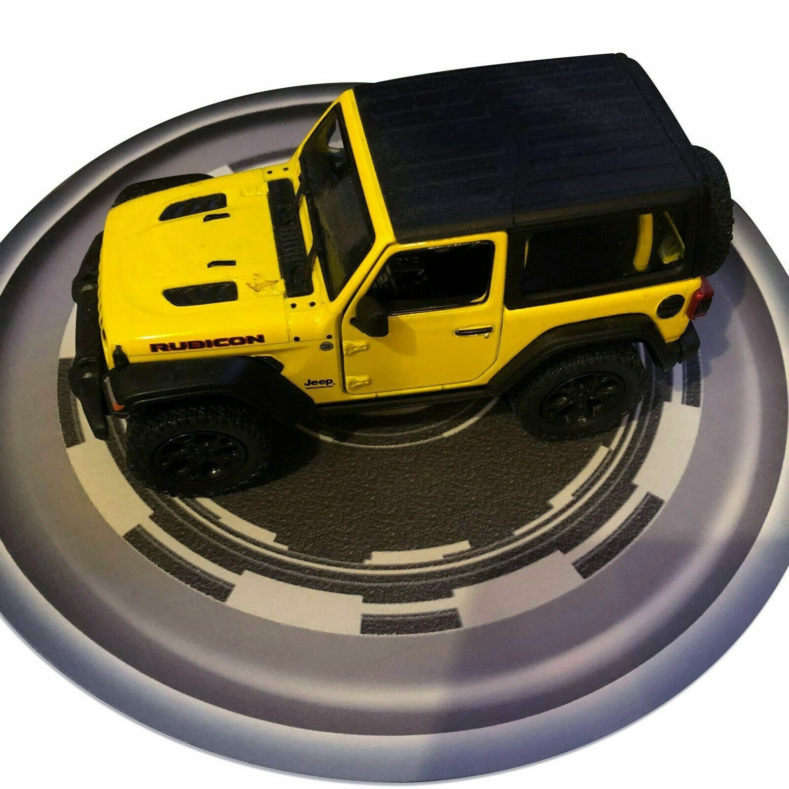 1/25 - 1/32 Scale: Turntable Model Base for Diecast Cars