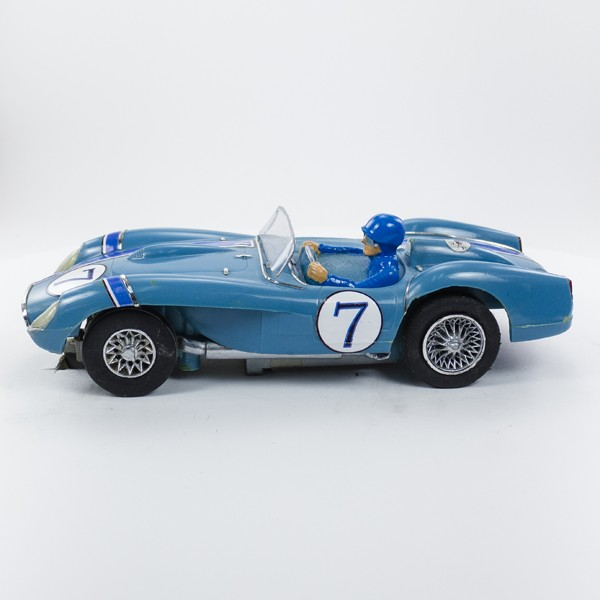 Stock Number: 16104 - Blue Car Top by Unknown
