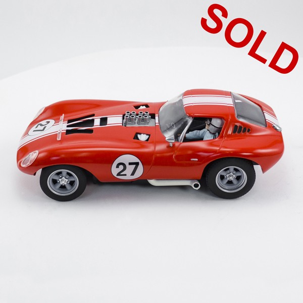 Stock Number: 16124 Red Cheetah Bill Thomas by MMC