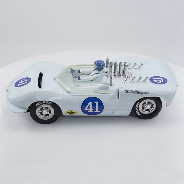 Stock Number: 16131 Blue Chaparral by Marx