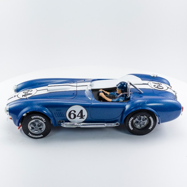 Stock Number: 16167 Blue Cobra by Revell