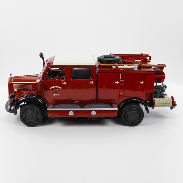 Stock Number: 16183 - Red Fire Truck by Unknown