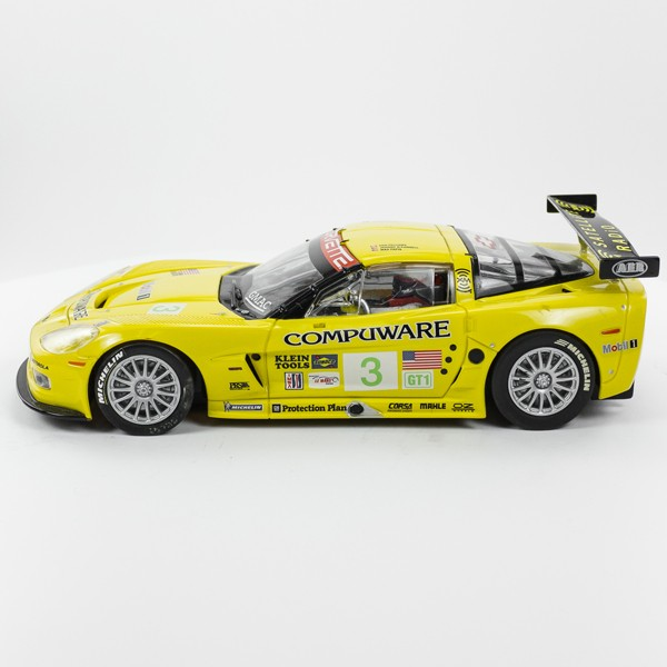 Stock Number: 16185- Yellow Number 3 Car by Unknown