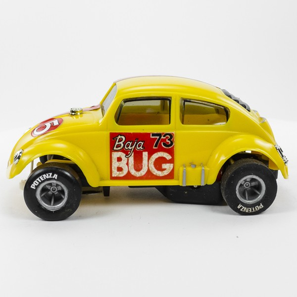 Stock Number: 16187 - Yellow Bug by Unknown