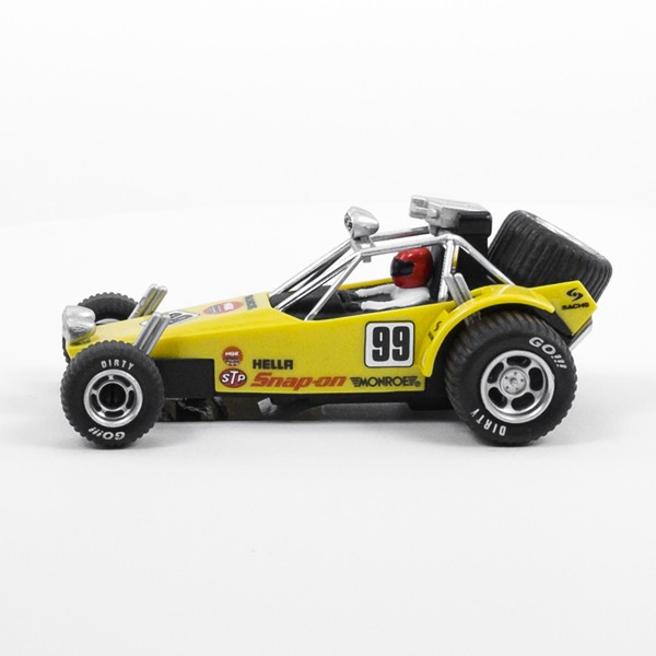 Stock Number: 16204 - Yellow Number 99 Car by Unknown