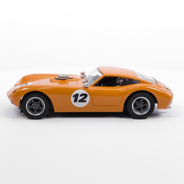 Stock Number: 16208- Orange Number 12 Car by Unknown