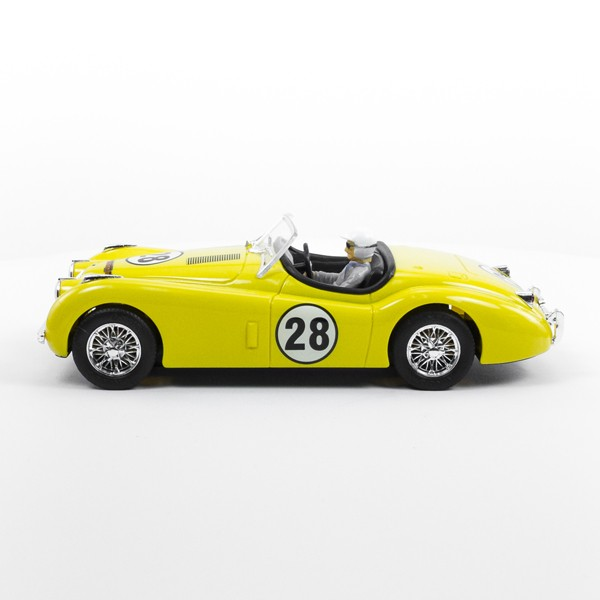 Stock Number: 16209 - Yellow Number 28 Car by Unknown