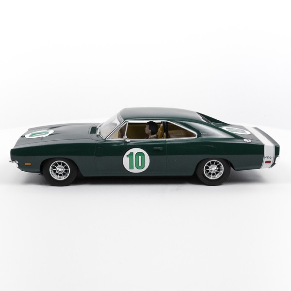 Stock Number: 16220 - Green Number 10 Car by Unknown