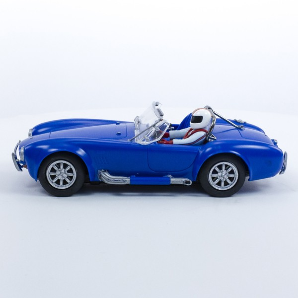 Stock Number: 16225 - Blue Open Top Car by Unknown
