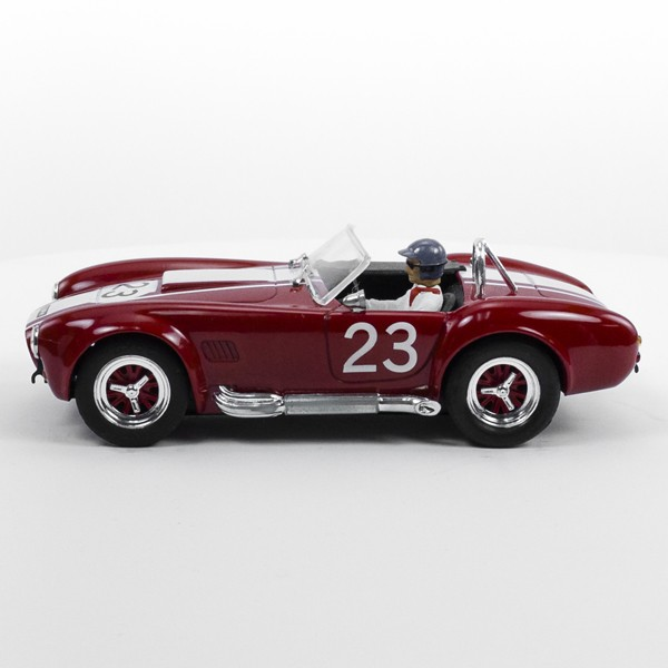 Stock Number: 16227 - Red White Number 23 Car by Unknown