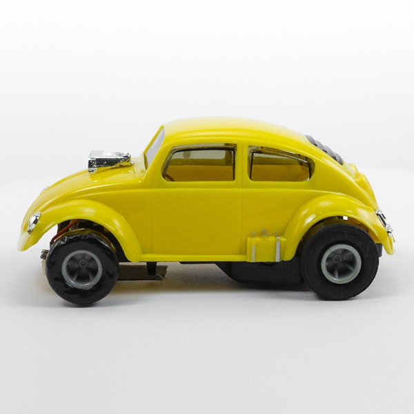 Stock Number: 16247 - Yellow Car by Unknown