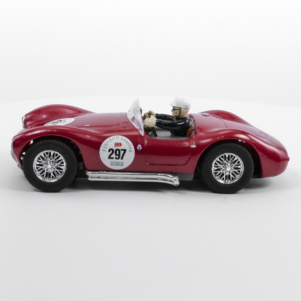Stock Number: 16255 - Red Open Top Number 297 Car by Unknown