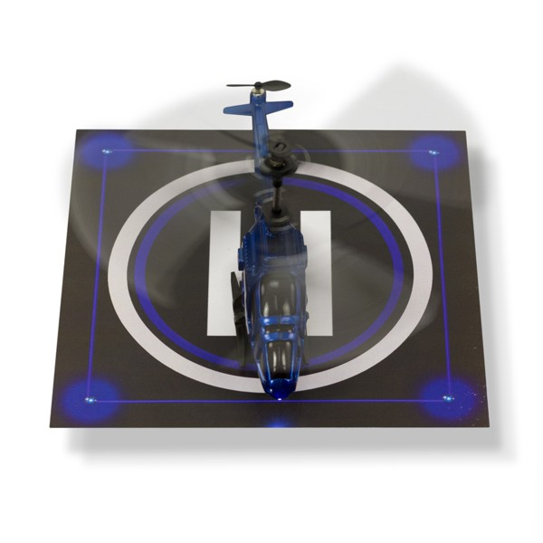 HK2004N Small RC Helicopter Landing Targets Night-time Fits Align Trex 450 Plus DFC, Align Trex 500