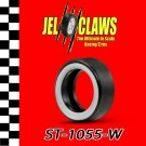ST 1055-W 1/32 Scale Whitewall Slot Car Tire for Ninco Classics, Austin Healey, Ferrari 166M, TR250, Jaguar XK120, Pink Kar VW's