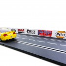 PL 6060 1/32 Guard Rails Set - Sponsor FITS Carrera, Scalextric, Aurora, SCX