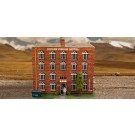 "BK 8708 1:87 Scale ""Hotel"" Photo Real Scale Building Kit"