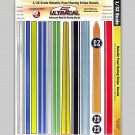 MG 3307 Ultracal Racing Metallic Pearl Racing Stripe Decals 1:32 Scale